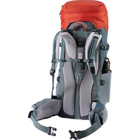 deuter Aircontact Lite 45 + 10 SL Backpack Women paprika/teal